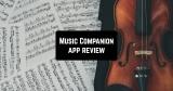 Music Companion App Review