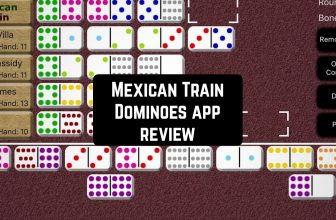 Mexican Train Dominoes App Review