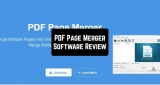 PDF Page Merger Software Review