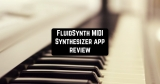 FluidSynth MIDI Synthesizer App Review