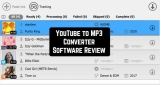 YouTube to MP3 Converter Software Review