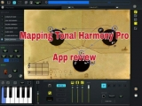 Mapping Tonal Harmony Pro app review