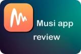 Musi app review
