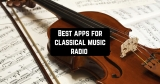 9 Best apps for classical music radio (Android & iOS)