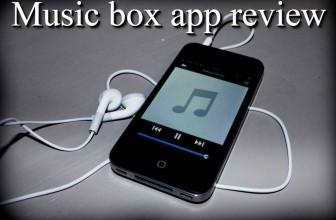 Music box app review
