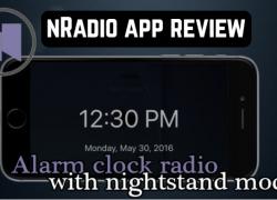 nRadio app review