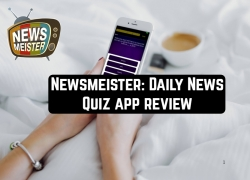 Newsmeister: Daily News Quiz app review