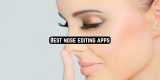 9 Best nose editing apps for Android & iOS