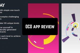 OCO App Review