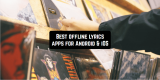 11 Best offline lyrics apps for Android & iOS
