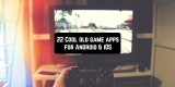 22 Cool old game apps for Android & iOS
