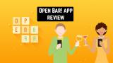 Open Bar! app review