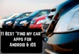 "11 Best ""find my car"" apps for Android & iOS"