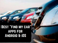 """11 Best """"find my car"""" apps for Android & iOS"""