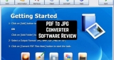 PDF To JPG Converter Software Review