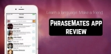 PhraseMates app review