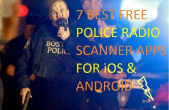 7 best police scanner apps for IOS & Android