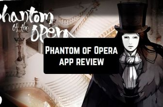 Phantom of Opera App Review