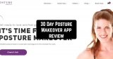 30 Day Posture Makeover App Review