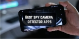 12 Best Spy Camera Detector Apps for Android & iOS