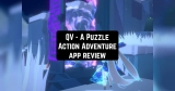QV – A Puzzle Action Adventure App Review