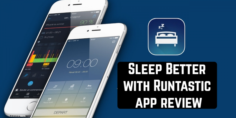 Sleep Better with Runtastic app review