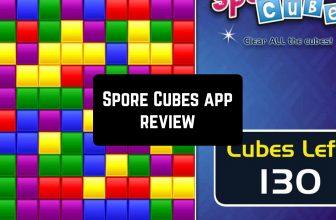 Spore Cubes App Review