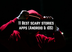 11 Best scary stories apps (Android & iOS)