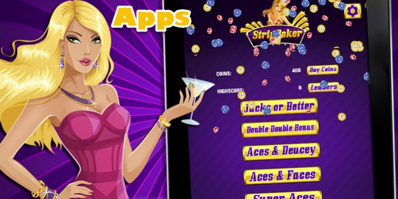 Top 6 strip poker apps for Android & IOS