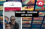 Sharalike – Slideshow app review