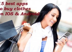 15 best apps to buy clothes on IOS & Android