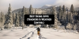 11 Best Skiing Apps (Trackers & Weather Control)