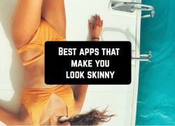 11 Best apps that make you look skinny