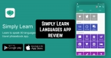 Simply Learn Languages App Review