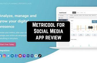Metricool for Social Media App Review