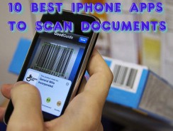 10 Best iPhone apps to scan documents