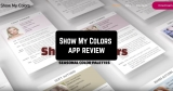 Show My Colors – Seasonal Color Palettes App Review