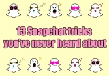 13 Snapchat tricks you've never heard about