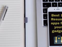 8 best resume apps free download + bonus