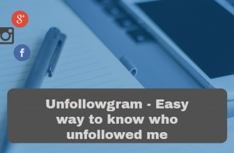 Unfollowgram review – Easy way to know who unfollowed me