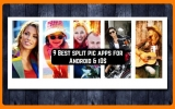 9 Best Split Pic Apps for Android & iOS
