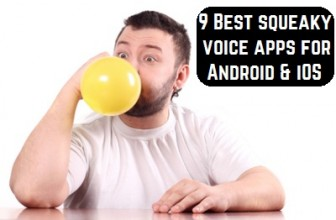 9 Best squeaky voice apps for Android & iOS