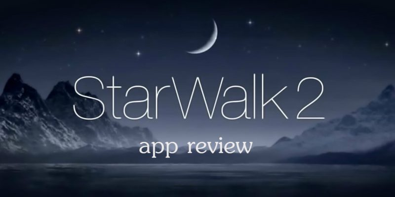 Star walk 2 app review
