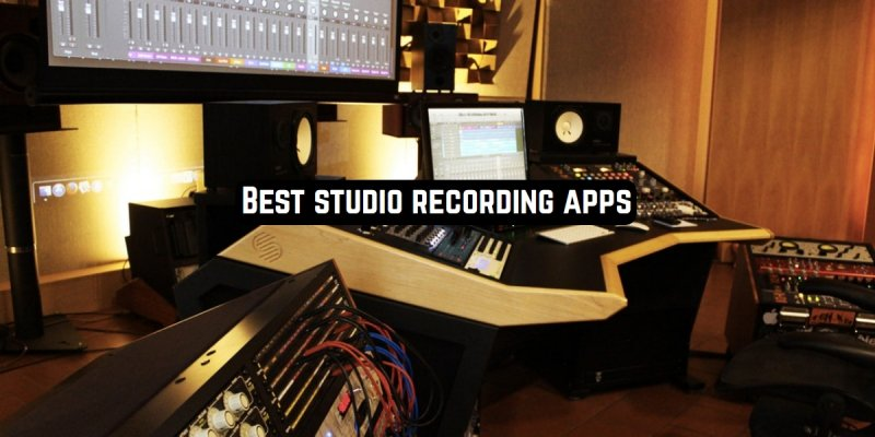 15 Best studio recording apps 2020 (Android & iOS)