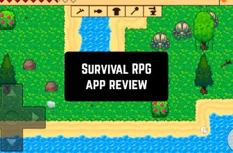 Survival RPG App Review
