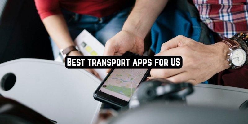 8 Best transport apps for US
