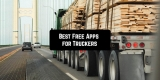 11 Free Apps for Truckers (Android & iOS)
