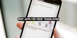 11 Best apps for voice translation 2020 (Android & iOS)