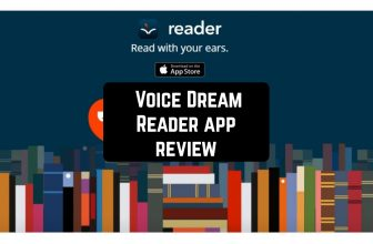 Voice Dream Reader App Review