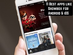 11 Best apps like Showbox for Android & iOS